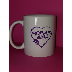 Mug Mopar Girl