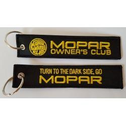 Porte clés MOC Noirs