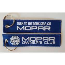 Porte clés MOC Bleus